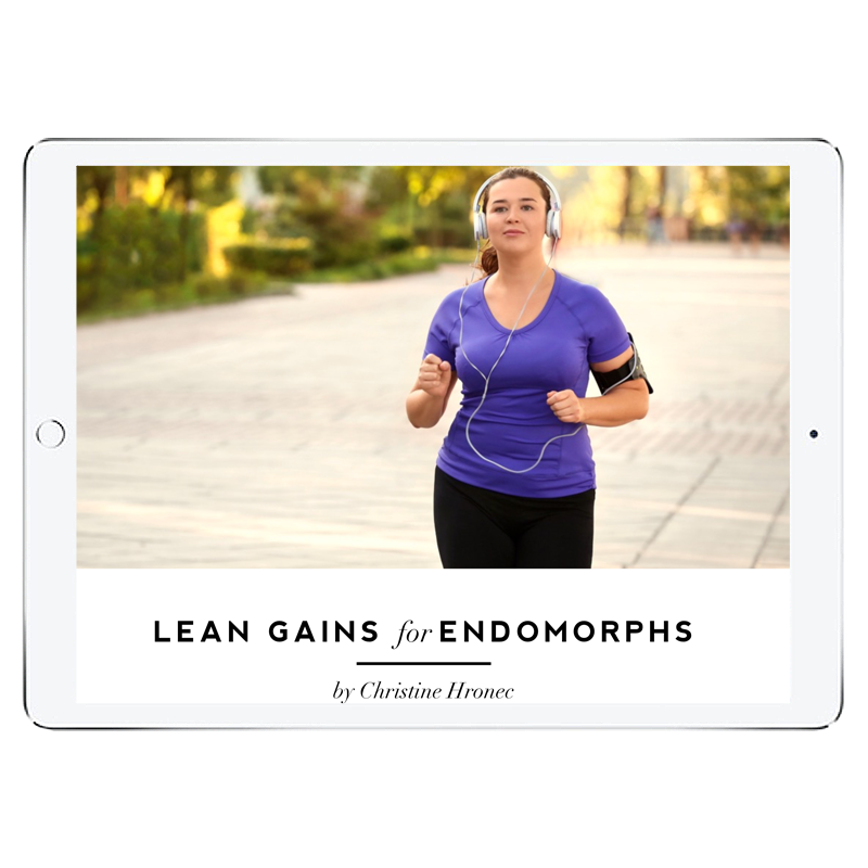 Lean Gains Endomorph Meal Plan