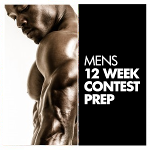 12 Week Mens Contest Prep