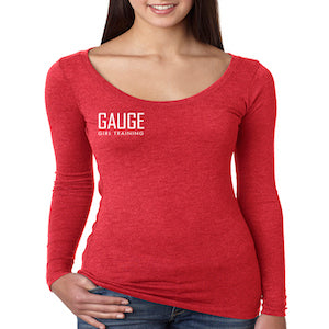 Gauge Girl Long Sleeve