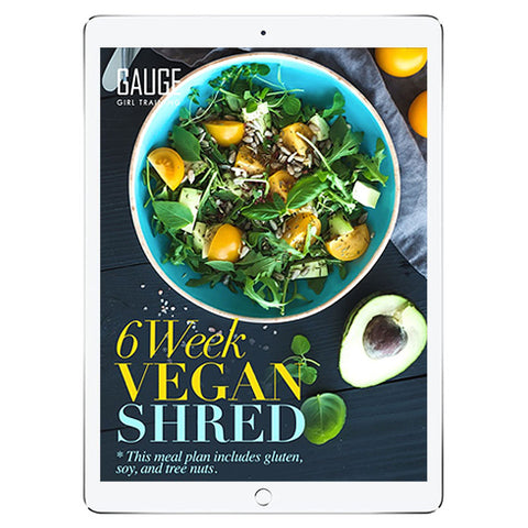 6 Week Budget Paleo Shred for Women
