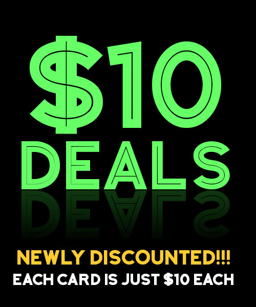 $10 Basketball Card Deals