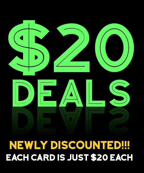 $20 Basketball Card Deals