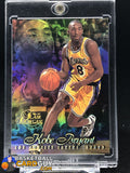 1996-97 Flair Showcase Row 1 #31 Kobe Bryant - Basketball Cards
