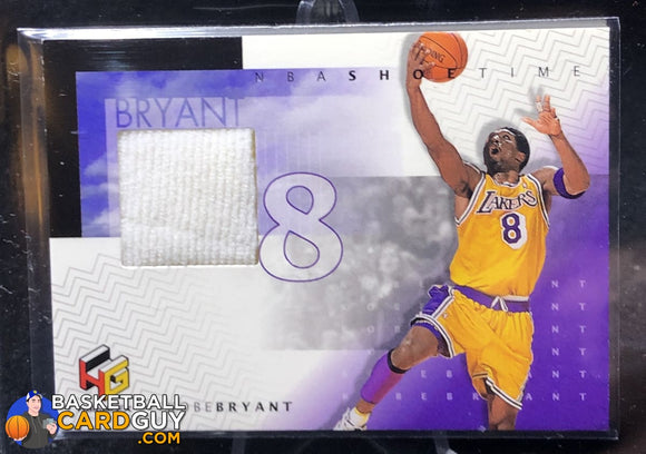 1999-00 Upper Deck HoloGrFX NBA Shoetime #KBS Kobe Bryant - Basketball Cards