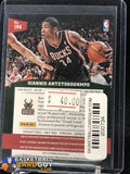 2013-14 Panini #194 Giannis Antetokounmpo RC (#1) - Basketball Cards