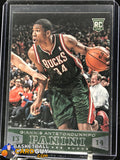 2013-14 Panini #194 Giannis Antetokounmpo RC (#2) - Basketball Cards