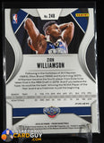 Copy of Zion Williamson 2019-20 Panini Prizm Prizms Pink Ice #248 basketball card, prizm, rookie card