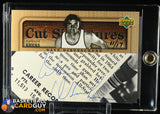Dave DeBusschere 2006-07 Chronology Cut Signatures #CSDD #/17 autograph, basketball card, numbered