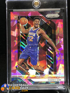 Deandre Ayton 2018-19 Panini Prizm Prizms Pink Ice #279 - Basketball Cards