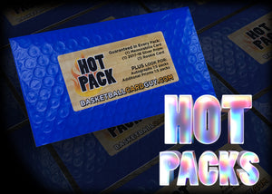 Basketball Card HOT PACK - Basketball Cards