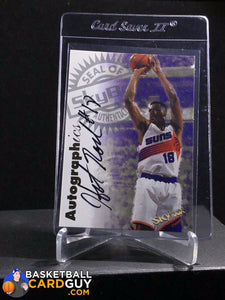 John Williams 1997-98 Skybox Premium Autographics - Basketball Cards