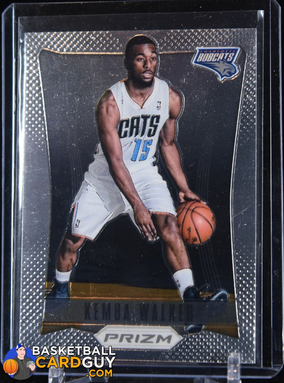 Kemba Walker 2012-13 Panini Prizm #225 RC - Basketball Cards