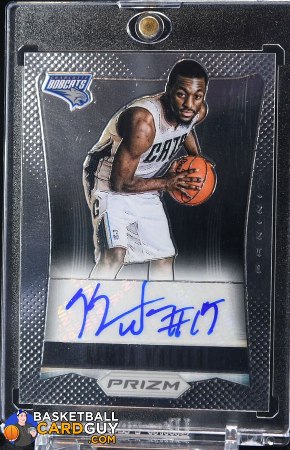 Kemba Walker 2012-13 Panini Prizm Autographs #41 RC (#3) - Basketball Cards
