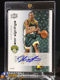 Kevin Durant 2008-09 Upper Deck Star Signings - Basketball Cards