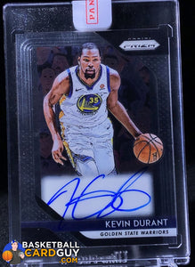 low priced f798a a6b81 Kevin Durant 2018-19 Panini Prizm Signatures