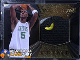 Kevin Garnett 2008-09 Exquisite Collection Prime /50 - Basketball Cards