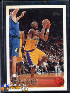 Kobe Bryant 1996-97 Topps #138 RC (#3) - Basketball Cards