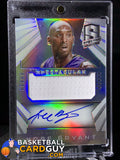 Kobe Bryant 2014-15 Panini Spectra Spectacular Swatches Signatures Autograph Basketball Card Jersey Numbered