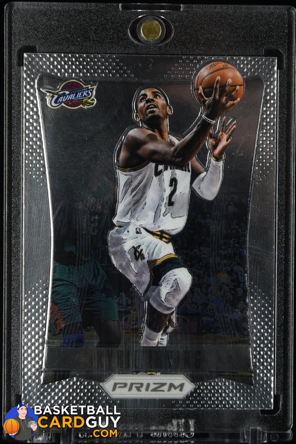 Kyrie Irving 2012-13 Panini Prizm #201 RC rookie card