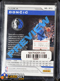Luka Doncic 2018-19 Panini Chronicles #571 Obsidian Preview - Basketball Cards