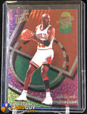 Michael Jordan 1993-94 Ultra Power In The Key #2 - Basketball Cards