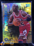 Michael Jordan 1994-95 Emotion N-Tense #N3 - Basketball Cards