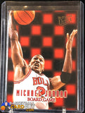 Michael Jordan 1996-97 Ultra Board Game #7 - Basketball Cards
