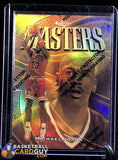 Michael Jordan 1997-98 Topps Finest Gold Refractor RARE - Basketball Cards