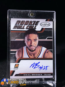 Mikal Bridges 2018-19 Certified Rookie Roll Call Autographs - Basketball Cards