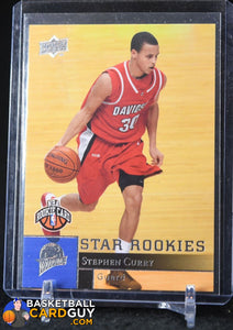 Stephen Curry 2009-10 Upper Deck #234 SP RC - Basketball Cards