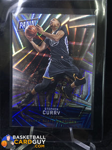 Stephen Curry 2016 Panini National Convention Wedges #/99 - Basketball Cards
