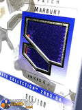 Stephon Marbury 2003-04 Ultimate Collection Patches - Basketball Cards