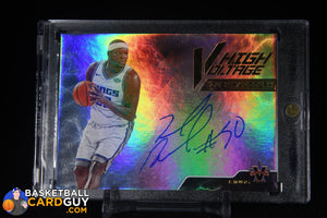 Zach Randolph 2017-18 Panini Vanguard High Voltage Signatures #/49 autograph, basketball card, numbered