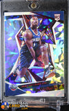 Zion Williamson 2019-20 Panini Revolution Cracked Ice RC Chinese New Year #101 - Basketball Cards