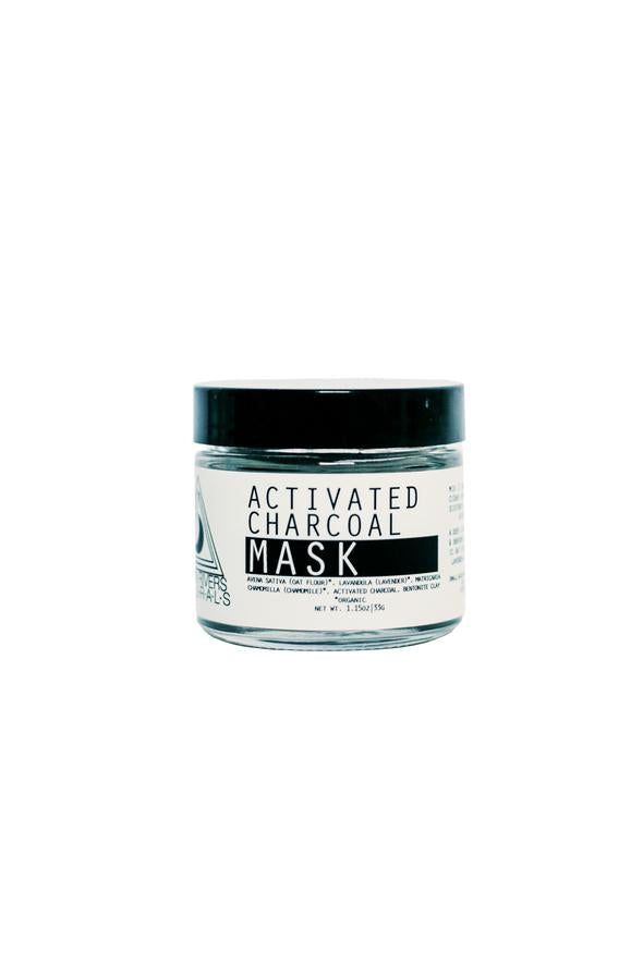 MOON RIVERS NATURALS Activated Charcoal Mask