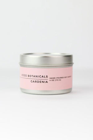 XODO BOTANICALS Gardenia Travel Soy Candle