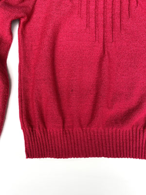 Shrader Sport Petite knit sweater