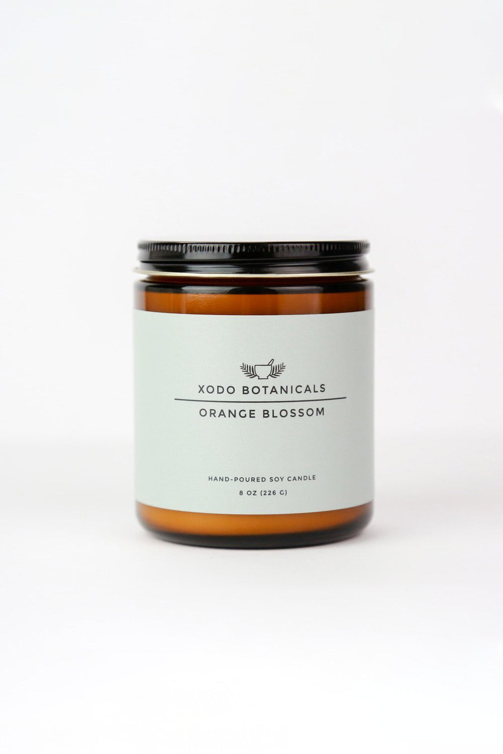 XODO BOTANICALS Orange Blossom Soy Candle