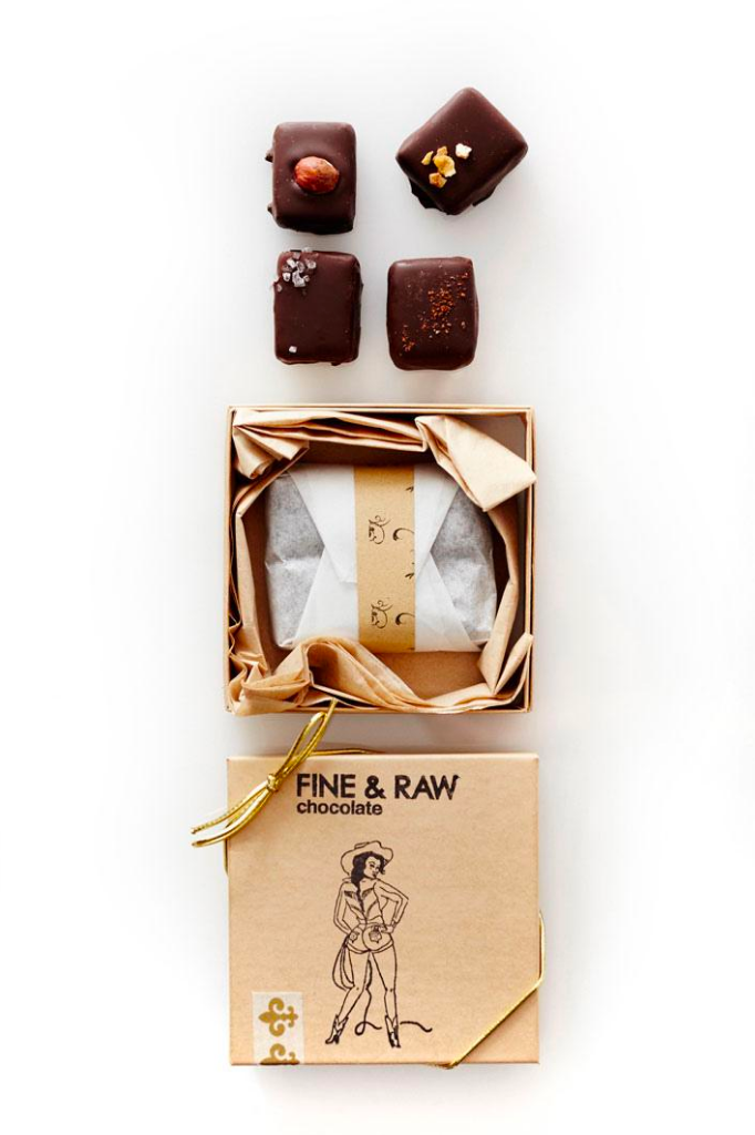 FINE & RAW Truffle Gift Set
