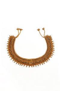 COLLECTOR Vintage Beaded Collar Necklace