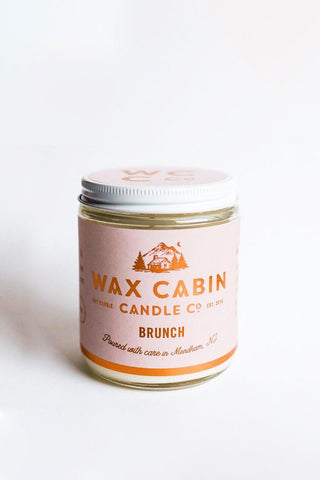 WAX CABIN CO. Brunch Soy Candle