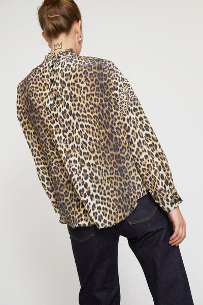 No. 6 // Callum Top in Leopard