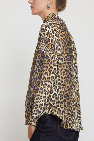 No. 6 Callum Top in Leopard