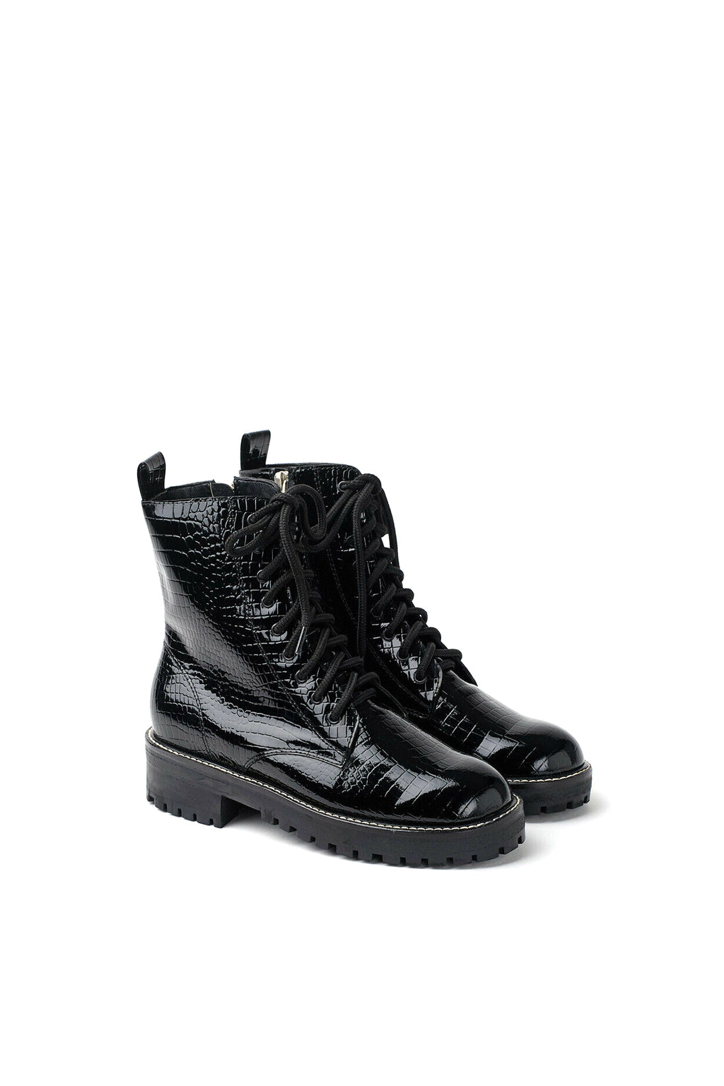 No.6 Corin Combat Boot