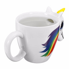 Unicorn Mug Discoloration Cup