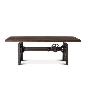 Nob Hill Hand Crank Table - 1