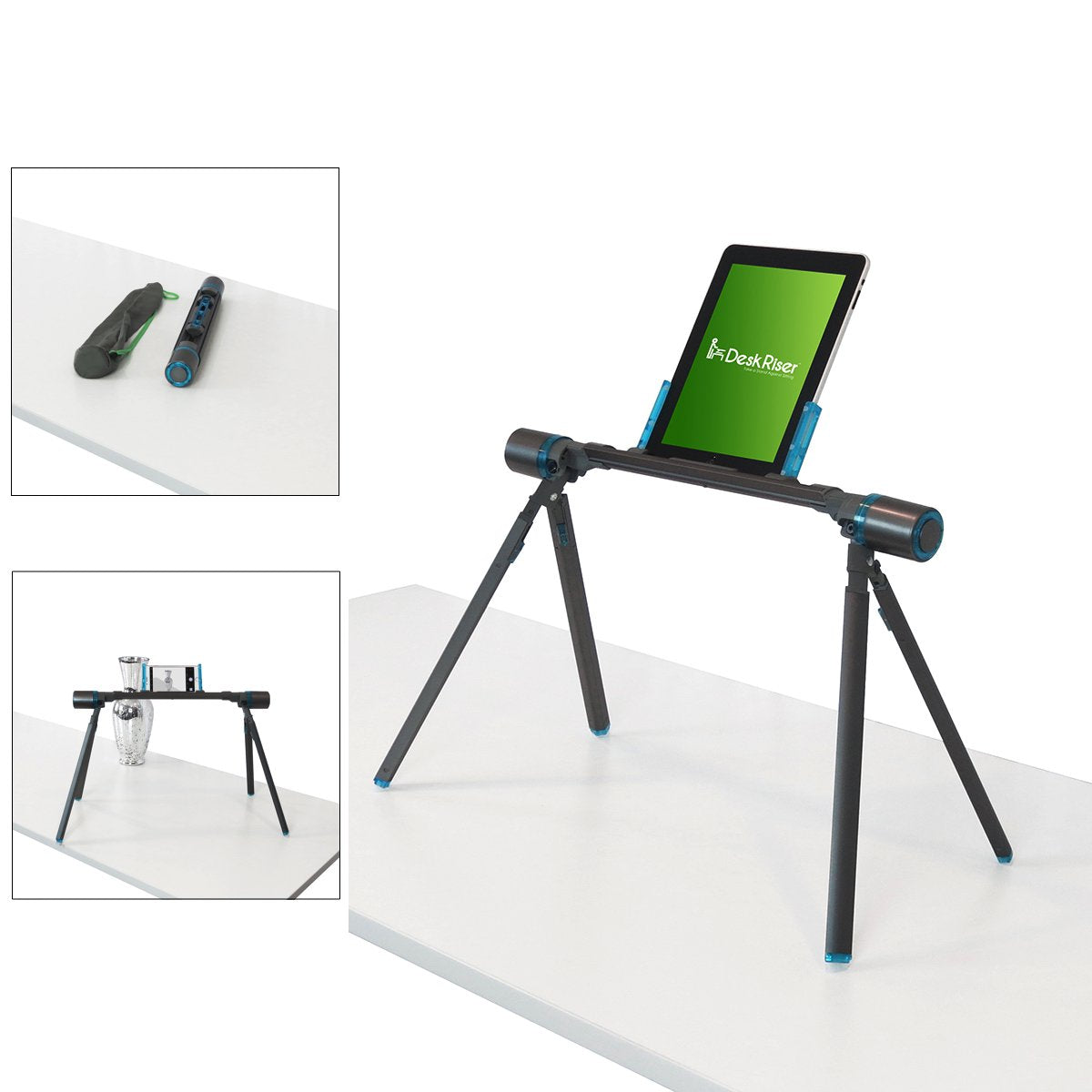 Excellent Tablet Stand Deskriser Com Gmtry Best Dining Table And Chair Ideas Images Gmtryco
