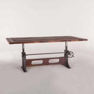Mansfield Reclaimed Wood Desk - 1