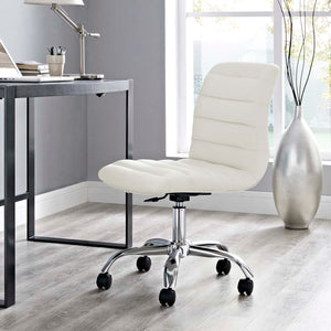 Jesse White Office Chair - 1