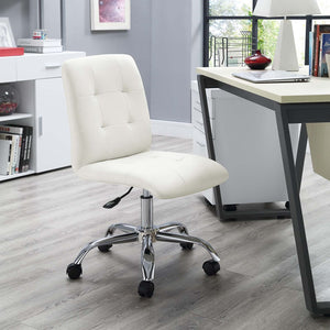 Prim Office Chair - White - Office Picture